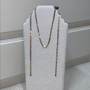 Stella and Dot Hatley Versatile Necklace